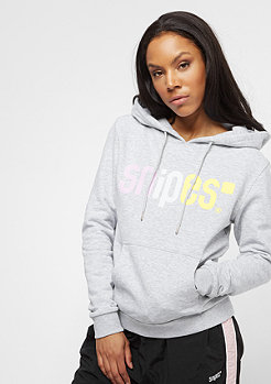 SNIPES Multi Color Logo grey