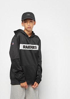 NIKE Therma NFL Oakland Raiders black