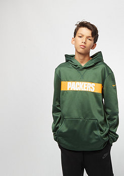NIKE Therma NFL Green Bay Packers green