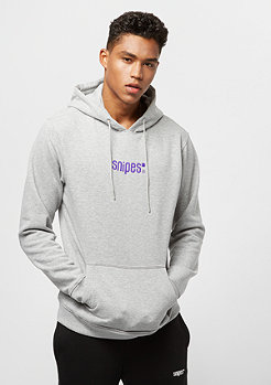 SNIPES Multicolor Small Basic Logo heather grey