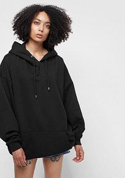 Urban Classics Ladies Long Oversize Hoody black