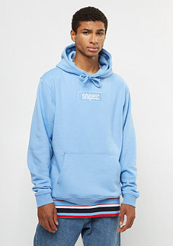 SNIPES Small Box Logo light blue