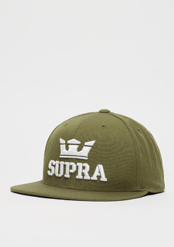 Supra Above olive/white