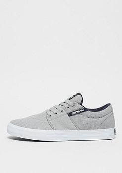 Supra Stacks Vulv II light grey/navy/white