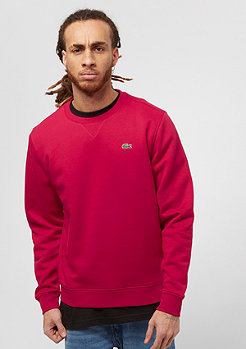 Lacoste Sweatshirt red