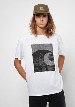 Carhartt WIP Circles white/black