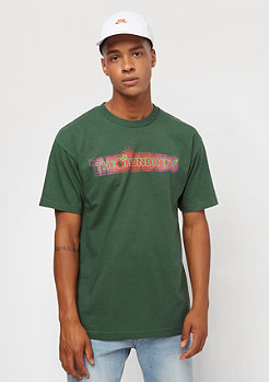 The Hundreds Gone Bar Logo forest