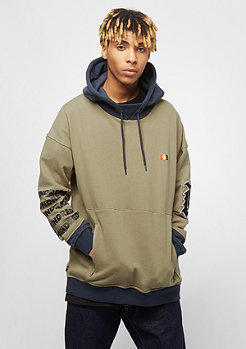 The Hundreds Gloom Pullover dusty olive