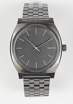 Nixon Time Teller all gunmetal/grey
