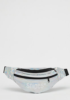 SNIPES Transparent Hip Bag rose/white