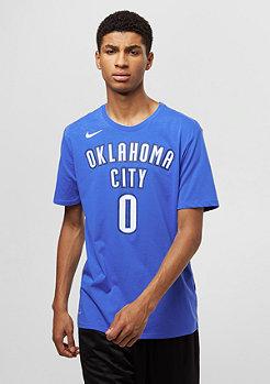 NIKE T-Shirt NBA Oklahoma City Thunder Westbrook