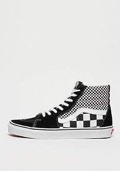VANS UA SK8-Hi (Mix Checker) black/true white