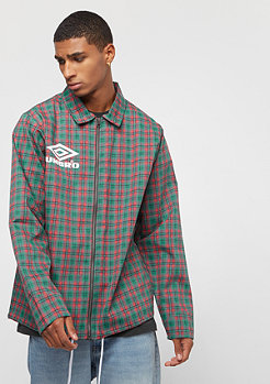 Umbro Regent Drill Jacket blue nights/scooter