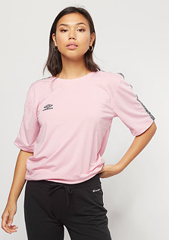 Umbro wmn Scoop Back Tee blush