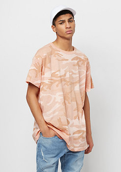 Urban Classics Camo Oversized rose