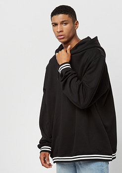 Urban Classics Oversize College Sweat black/black
