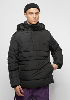Urban Classics Pull Over Puffer black