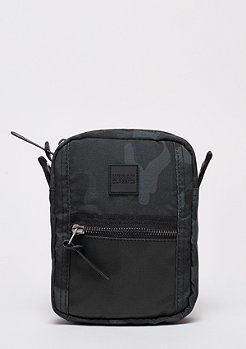 Urban Classics Small Crossbody Bag dark camo