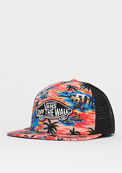 VANS Classic Patch Trucker Plus dystopia floral