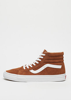 VANS SK8-Hi Reissue leather brown/true white