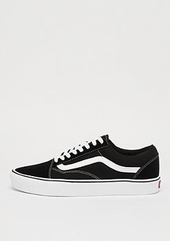 VANS UA Old Skool Lite (Suede/Canvas) black/white