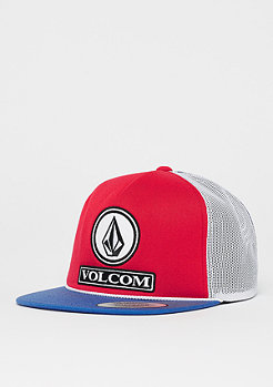 Volcom Dually Cheese motorhead red