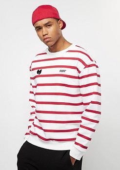 SNIPES WTC Stripe white/red