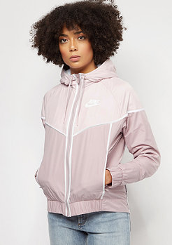 NIKE WR JKT particle rose/barely rose/white