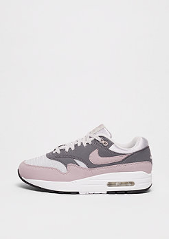 the latest a2f38 0ec42 ... saleflag NIKE Wmns Air Max 1 vast grey particle rose-gunsmoke-black ...