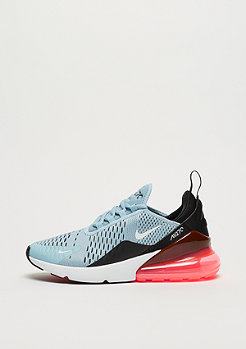 NIKE Wmns Air Max 270 ocean bliss/white-black-hot punch