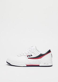 Fila FILA Heritage Original Fitness Wmn White/FILA Navy/ FILA Red