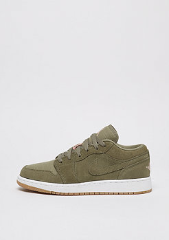 JORDAN Air Jordan 1 Low trooper/bleached coral-white-black