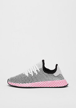 bf592fe60 ... coupon for saleflag adidas deerupt runner core black core black chalk  pink 2ea0b efaa4