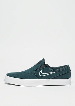 NIKE SB Zoom Stefan Janoski Slip deep jungle/barely green/white