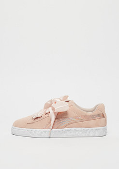 Puma Suede Heart LunaLux cream tan