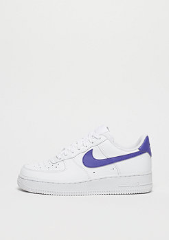 NIKE Air Force 1 white/rush violet-white