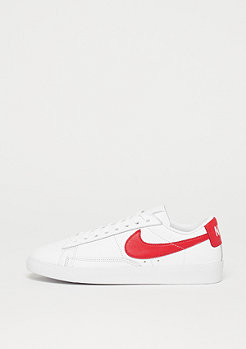 NIKE Blazer Low LE white/habanreo red