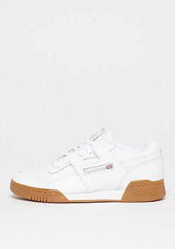 Reebok Workout Plus white/gum
