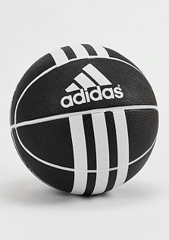 adidas Basketball 3 Stripes Rubber X black
