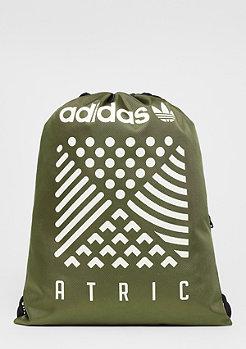 adidas Atric Gymsack olive cargo