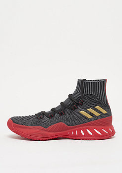 adidas Basketball Crazy Explosive 2017 PK core black/metallic gold/scarlet