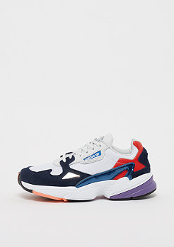 adidas Falcon ftwr white/crystal white/collegiate navy