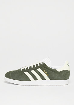adidas Gazelle base green/off white/ftwr white