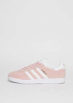 adidas Gazelle vapour pink/white/gold metallic