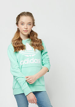 adidas Kids Trefoil easy green/white