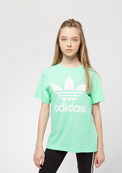 adidas Junior Trefoil easy green/white