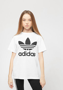 adidas Kids Trefoil white/black