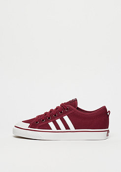 adidas Nizza collegiate burgundy/ftwr white/crystal white