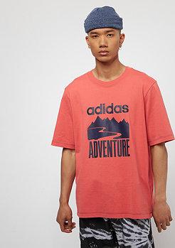 adidas Adventure trace scarlet