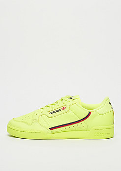 adidas Continental 80 semi frozen yellow/scarlet/collegiate navy